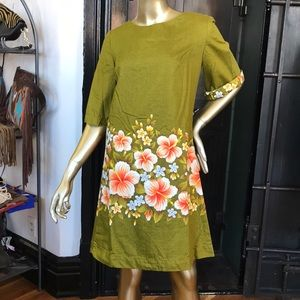 Dresses & Skirts - Vintage Women's Dress. Made in Hawaii